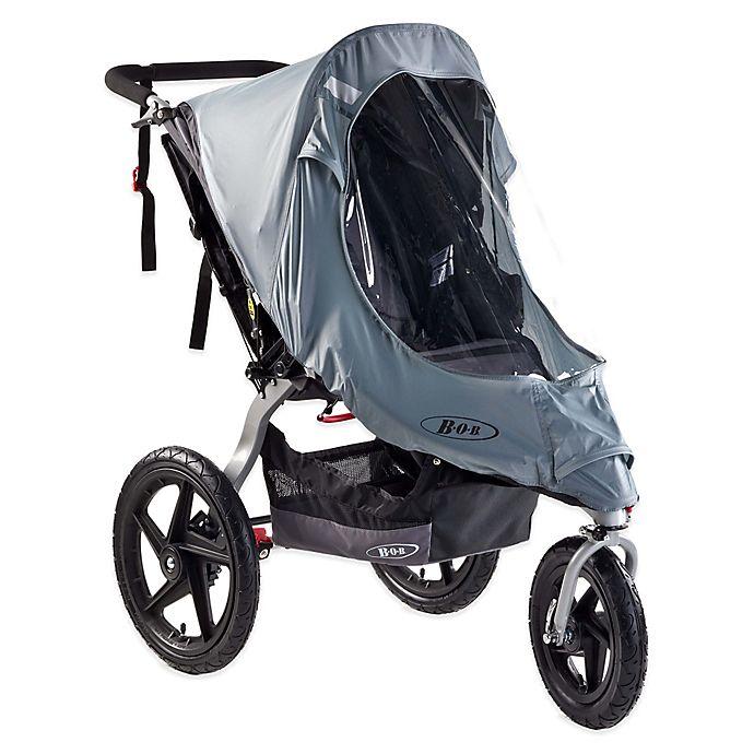 Alternate image 1 for BOB® Weather Shield for Revolution® FLEX/Strides Single Strollers