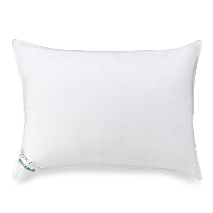 Alternate image 1 for Allergy Luxe® Premium Down Alternative Children's Pillow