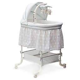 Simmons Kids Seaside Deluxe Gliding Bassinet by Delta Children