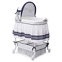 Delta Marina Smooth Glide Bassinet