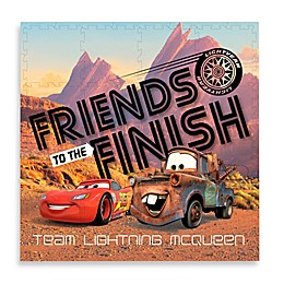 """Disney® """"Cars"""" """"Friends To The Finish"""" Puzzle Play Mat"""