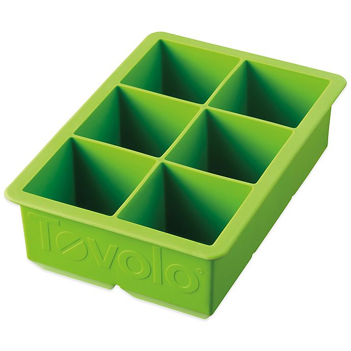 Alternate image 1 for Tovolo® King Cube Silicone Ice Tray