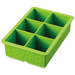 Tovolo® King Cube Silicone Ice Tray