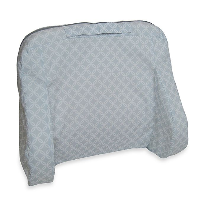Alternate image 1 for Boppy® Pregnancy Back Rest in Silver Rings
