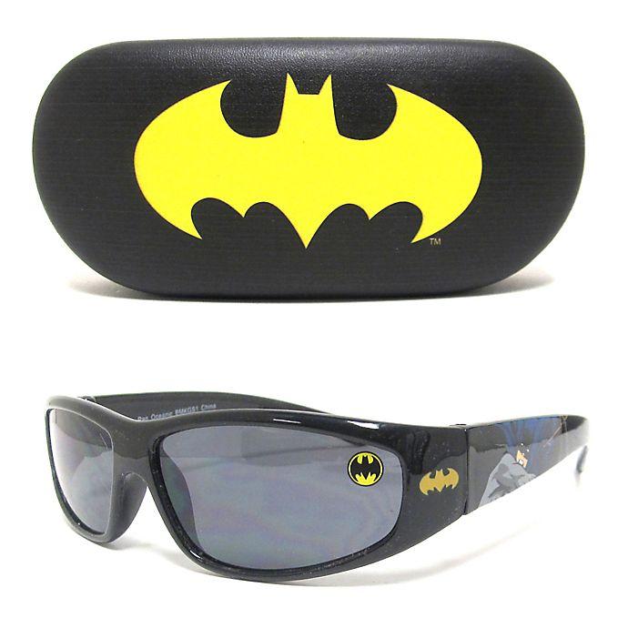 c2911e095e5 DC Comics Batman Kids  2-Piece Sunglasses   Case Set in Black