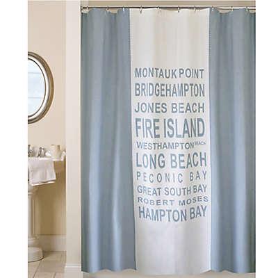 Park B. Smith® Long Island Shower Curtain