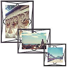 Umbra® Prisma Photo Frame in Black