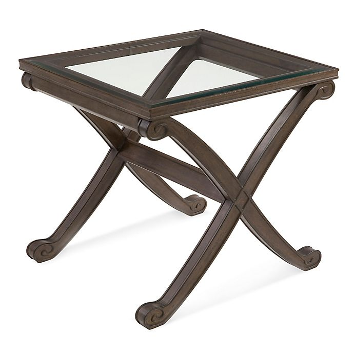 Bassett Coupon: Bassett Mirror Company Wellington II Rectangle End Table