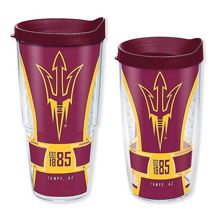 Alternate image 1 for Tervis® Arizona State University Spirit Wrap Tumbler