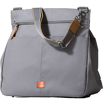PacaPod Oban Diaper Bag in Grey