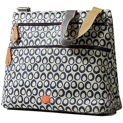 PacaPod Jura Diaper Bag in Navy