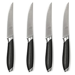 Gela Nitrogen Infused 4-Piece Steak Knife Set