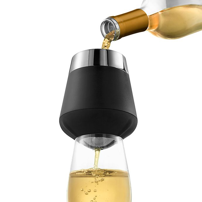Alternate image 1 for Quirky Icecap Wine Chiller and Aerator
