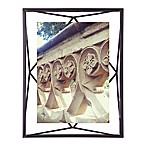 Umbra® Prisma 5-Inch x 7-Inch Photo Frame in Black