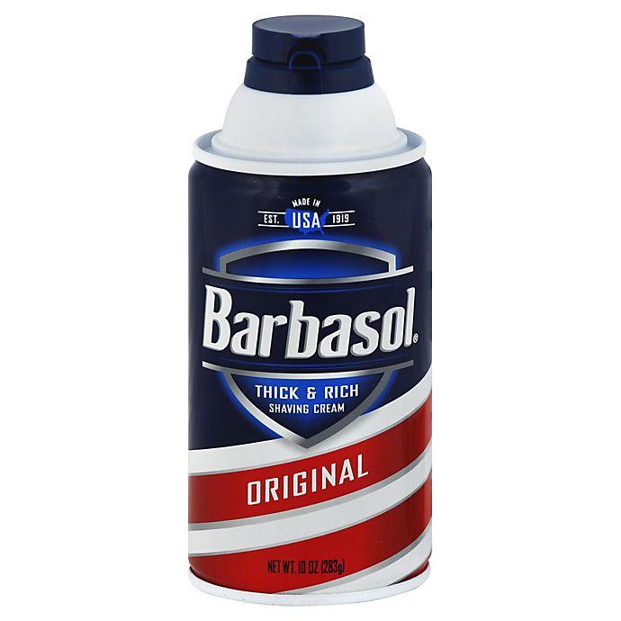 Alternate image 1 for Barbasol® 10 oz. Original Thick and Rich Shaving Cream