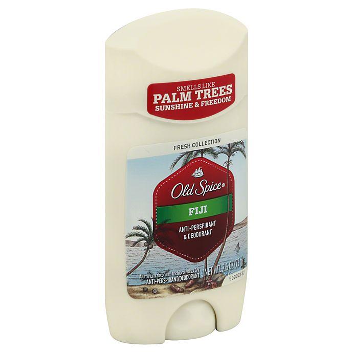 Alternate image 1 for Old Spice® 2.6 oz. Anti-Perspirant & Deodorant in Fresh Fiji