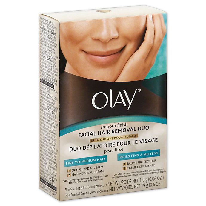 Olay Facial Hair Removal Duo Kit Bed Bath Beyond