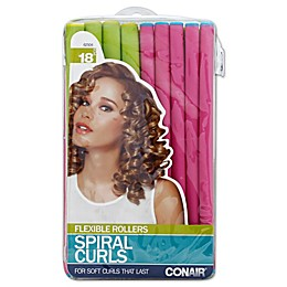 Conair® 18-Piece Spiral Rod Roller Set