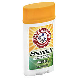 Arm and Hammer® 2.5 oz. Essentials Deodorant with Natural Deodorizers in Fresh