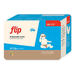 Flip™ 18-Count Disposable Diaper Inserts