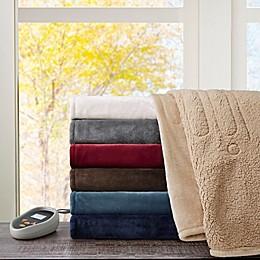 Beautyrest Microlight-to-Berber Reversible Heated Blanket