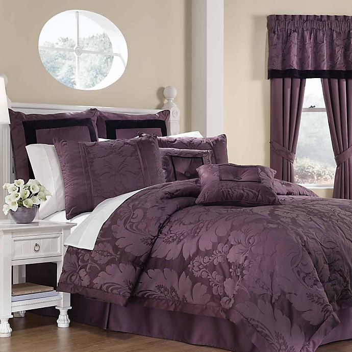 Alternate image 1 for Lorenzo 8-Piece Comforter Set