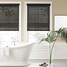 Real Simple® Faux Wood 48-Inch Length Blind