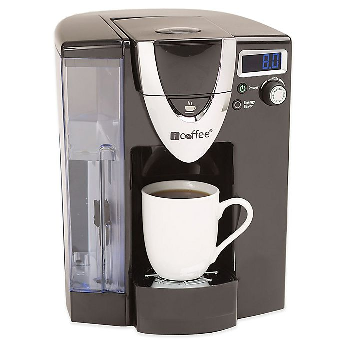Alternate image 1 for iCoffee® Opus Single Serve Coffee Maker