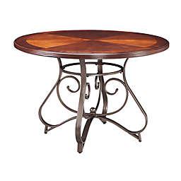 Powell Hamilton Table in Medium Cherry