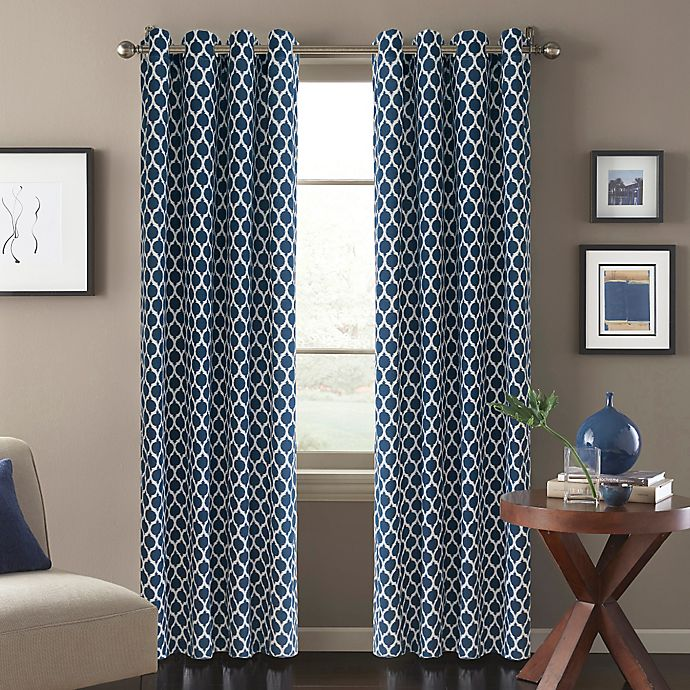 Alternate image 1 for Morocco Window Curtain Panel