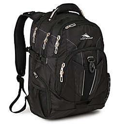 High Sierra® Business Laptop Backpack in Black