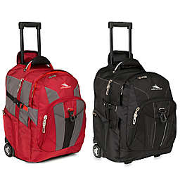 High Sierra Wheeled Business Laptop Backpack