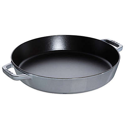 Staub 13-Inch Double Handle Fry Pan