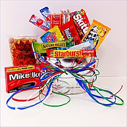 Fifth Avenue Gourmet Bucket of Sweets Gift Basket