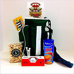 Fifth Avenue Gourmet Hit Em' Straight Golf Bag Cooler with Snacks