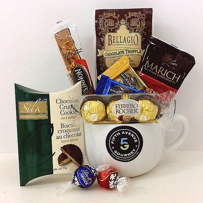 Fifth Avenue Gourmet Hot Chocolate Lovers Dream Mug Gift