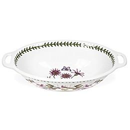 Portmerion® Botanic Garden Oval Handled Bowl