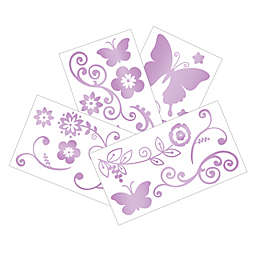 Lambs & Ivy® Butterfly Lane Wall Decals