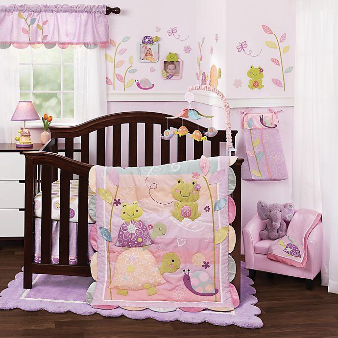 Lambs Ivy Puddles Crib Bedding