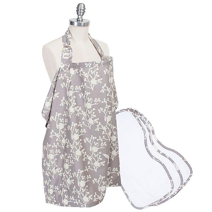 Alternate image 1 for Bebe au Lait® 4-Piece Nursing Essentials Set in Nest