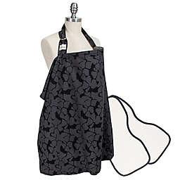 Bébé au Lait® 3-Piece Organic Cotton Nursing Essentials Set in Midnight