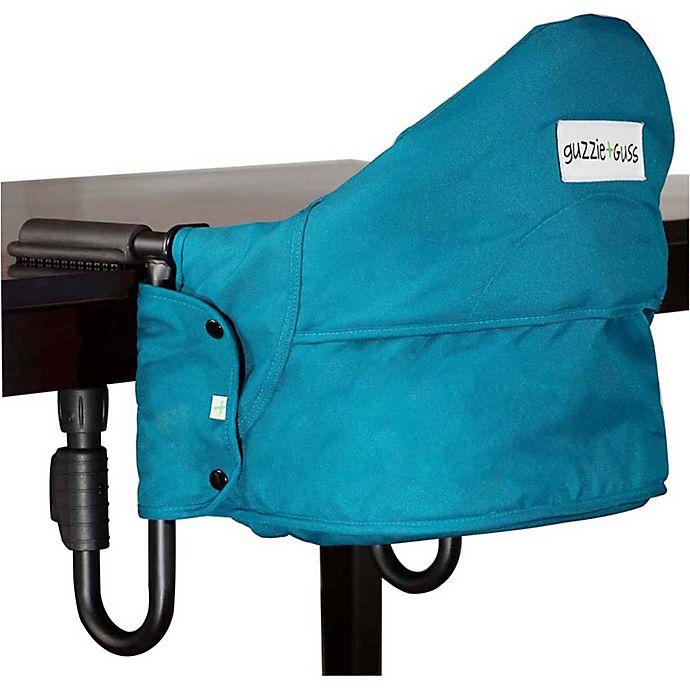 Alternate image 1 for guzzie+Guss Perch Hanging High Chair (G+G 201) in Aqua