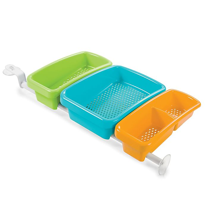 Alternate image 1 for Summer Infant® Stay Tidy Bath Organizer