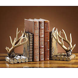 Crestview Collection Shed's Bridge Bookend Pair