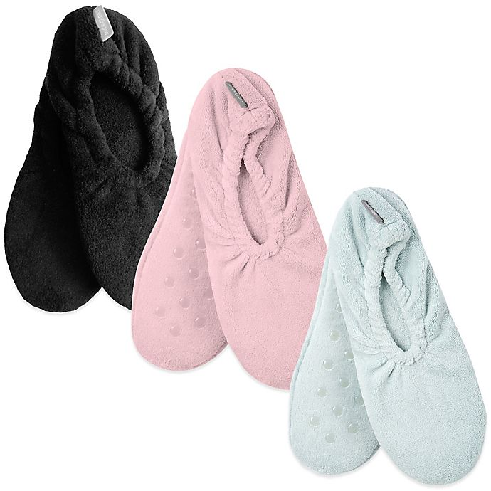 2be350ae5da Microdry® Pure Performance Spa Memory Foam Footies
