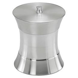 Kraftware™ Double-walled Stainless Steel 3-Quart Hourglass Ice Bucket