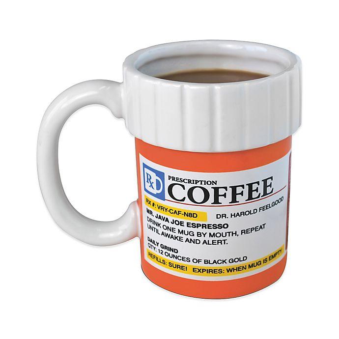 Alternate image 1 for Big Mouth Toys Prescription Coffee Mug
