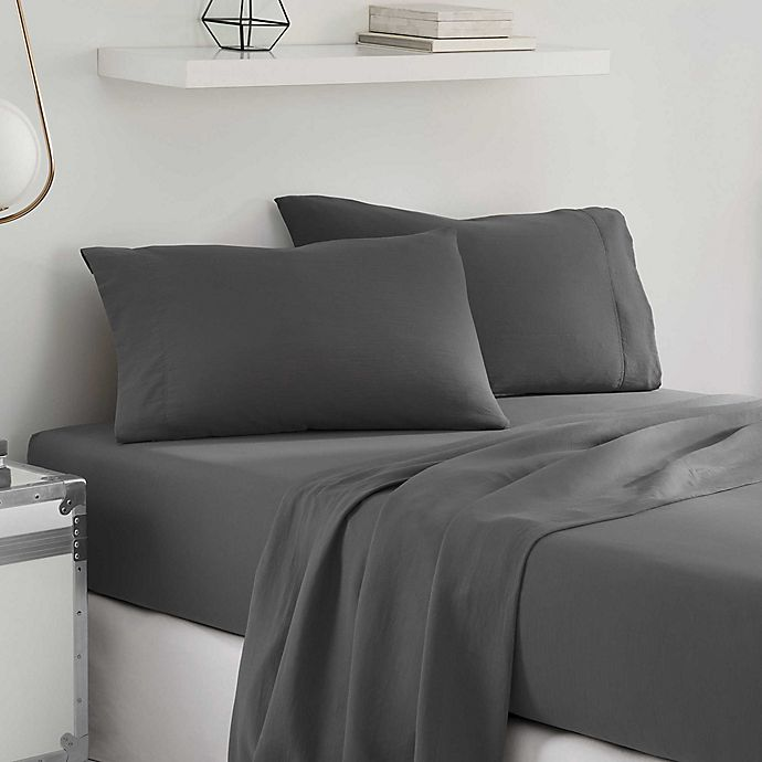 Alternate image 1 for UGG® Sunwashed Twin XL Sheet Set