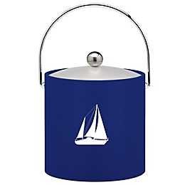 Kraftware™ 3-Quart Sail Boat Ice Bucket in Blue
