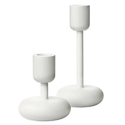 White Wash Candle Holders Bed Bath Beyond